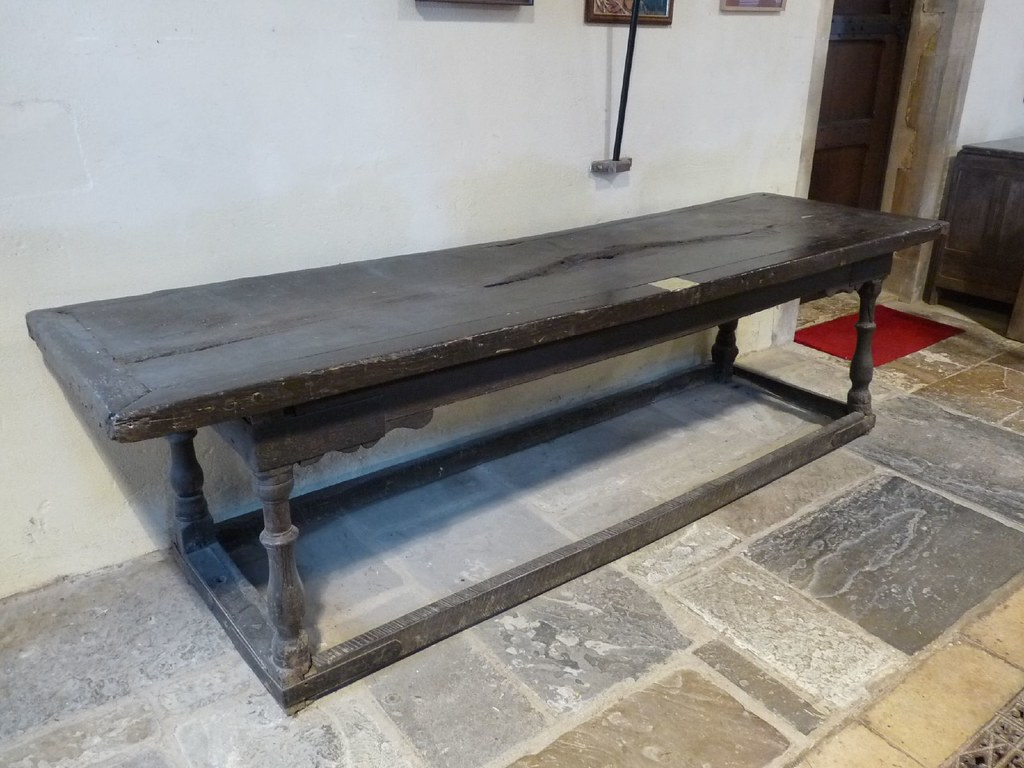The Cromwell Table
