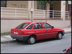 1992 Ford Escort MKV