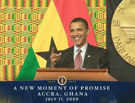 President Obama's Ghana Speech