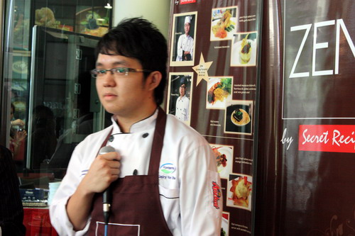 Zen Star Chef Peter Pang