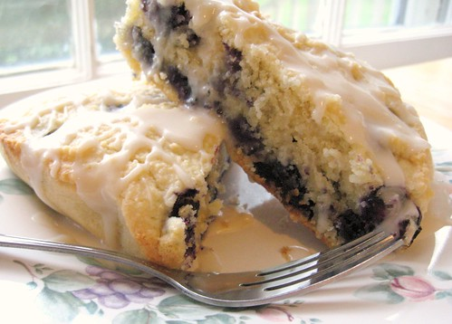 Gluten-Free Blueberry Scones Recipe With Whole Grains