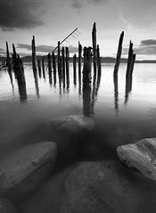 Columbia River (Jesse Estes) Tags: bw reflection columbiariver jesseestesphotography