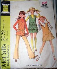 vintage patterns (wowcarn) Tags: vintage sewingpatterns mccalls