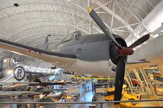 US Navy - Grumman F6F-3 Hellcat - BuNo. 41834 - Air and Space Smithsonian - Udvar Hazy Center - July 29th, 2009 1378 RT (TVL1970) Tags: airplane smithsonian iad nikon aircraft aviation nationalairandspacemuseum dullesairport airandspacemuseum hellcat pw smithsonianairandspacemuseum grumman prattwhitney stevenfudvarhazycenter nasm d90 udvarhazycenter f6f dullesinternationalairport udvarhazyannex f6f3 washingtondullesinternationalairport f6fhellcat grummanf6fhellcat nikond90 doublewasp grummanhellcat grummanf6f r2800 r280010w nikkor18105mmvr 18105mmvr grummanaircraftengineeringcorporation pwr2800 prattwhitneyr28008doublewasp r28008