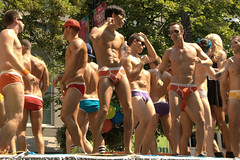brief boys2 (jelee_unleashed) Tags: prideparade 2009 vancouverpride briefboys