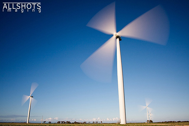 Wattle-Point-Windfarm-In-Motion-#3