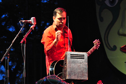 DeVotchKa at Ottawa Bluesfest 2009