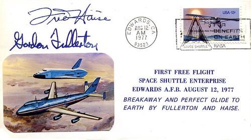 PROGRAMME ALT / FLIGHT 1 / 12 AOÛT 1977