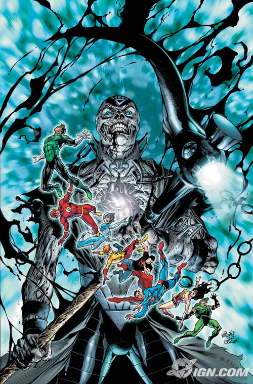 blackest night 5 cover nekron