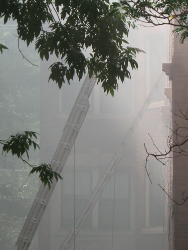 Ladders in the smoke