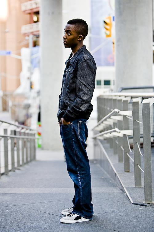 H&M Jacket, Toronto Street Fashion @ Yonge and Dundas Sq., Toronto, photo by Krist Papas, menswear, street style, fashion, whatsyourpersona