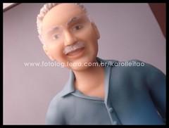 Mini Mens (Karol Leito -- Art & Bis Noivinhos --) Tags: escultura biscuit caricatura minimins bonecospersonalizados