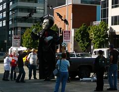 Giant Stuffed Puppets, Again