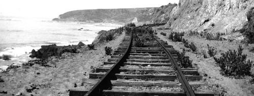 Old Rindge railroad