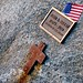 I don't think I knew John A. Sherry, but this struck a cord with me when I found this lone memorial for John in Bay Park facing the sunset. I was the same age as he when he died on 9/11/01. I found this tribute on the net for him. John A. Sherry. © 2009 Louis Trapani arttrap.com