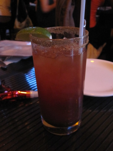 Bloody Caesar @ resident (x2)