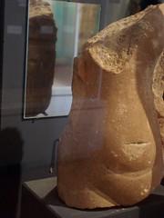 Merytaten's Torso (meechmunchie) Tags: ancient egypt 18thdynasty nefertiti akhenaten sandiegomuseumofman akhnaton amarna akhetaten merytaten
