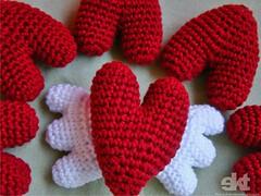 Loves in the air!! Muuuitos coraes!!!!