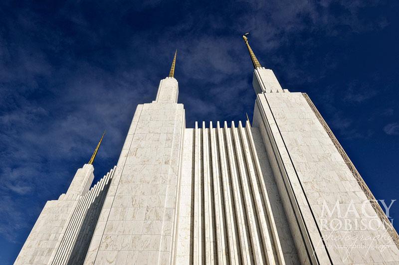 Washington DC LDS Temple Exterior 5
