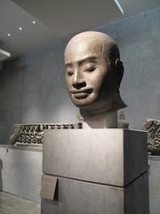 Muse Guimet (SamwiseGamgee69) Tags: paris france asian arts muse artes francia vii pars guimet jayavarman asiatiques asiticas