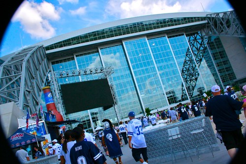 Past Security @ Cowboys Stadium