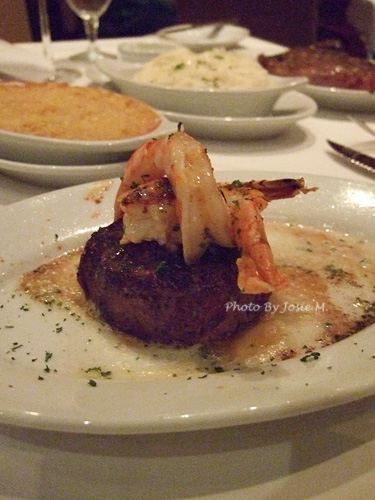 Filet & Shrimps
