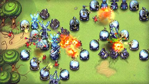 Minis - Grasslands Screenshot