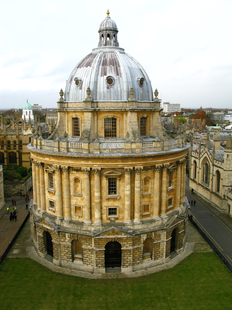 University Of Oxford: Historical Buildings Of Oxford University