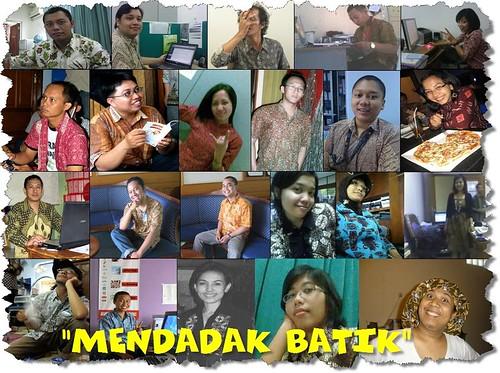 mendadak batik1