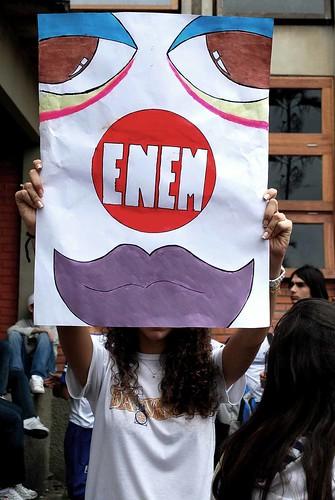 Protesto Enem