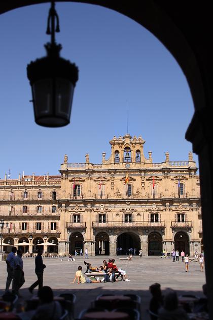 Salamanca Plaza Mayor