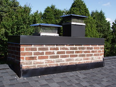 Davis Chimney Cap after