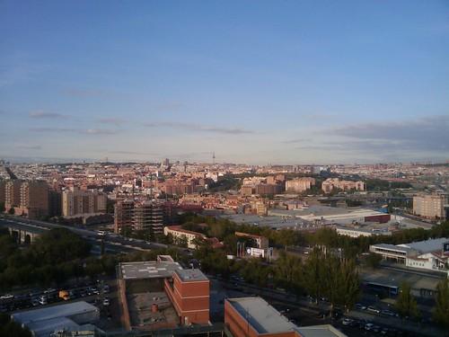 Madrid desde el 12 de Octubre
