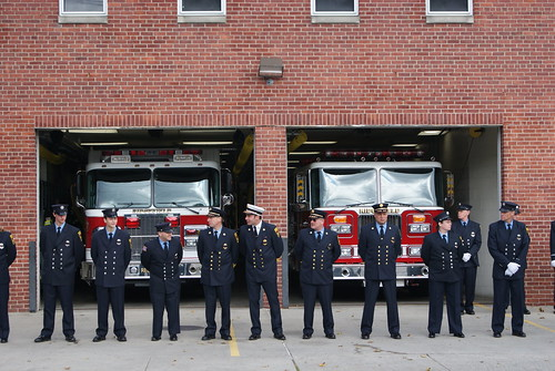 Fire Chief Funeral 039