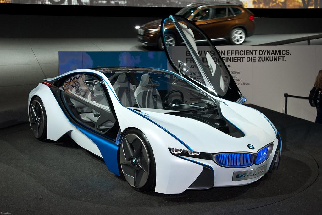 BMW Vision EfficientDynamics Concept Car (34430)