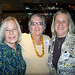 Ellen Lorimer, Marilyn Wronko and Karen Weiss