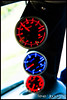HondaCivic_0227 (Steve Nibourette) Tags: blue cars honda rally subaru modified civic seychelles impreza b18c
