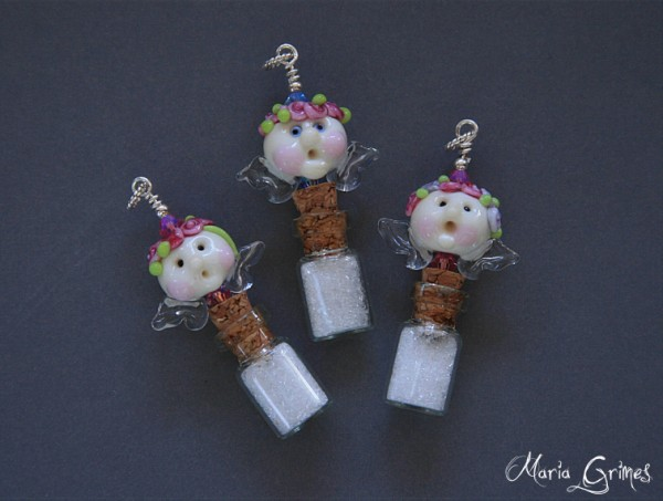 Fairy Dust Pendants