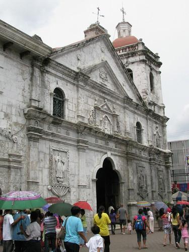 Basilica de Santo Nino in Cebu