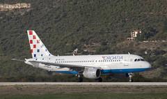 Croatia Plane