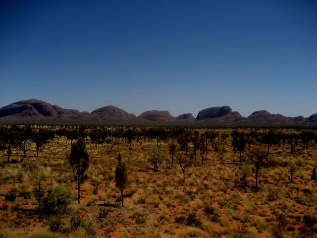 Uluru and around 64 - The Olgas by Ben Beiske