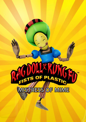 Rag Doll Kung Fu - Mistres of Mime