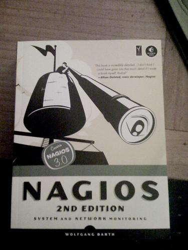 Nagios Book Cover