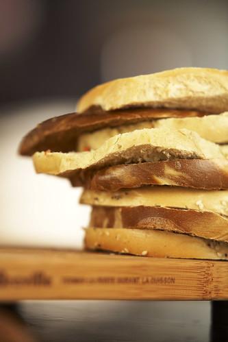 Bagel Chip Slices
