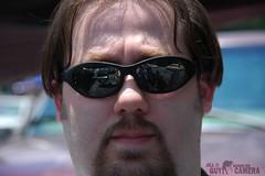 DSC_1622 (jillymcjillerson) Tags: atlanta sunglasses june monster bash drivein tattoos 09 rockabilly tito monsters mustache 2009 rockandroll starlight monsterbash satansparkinglot