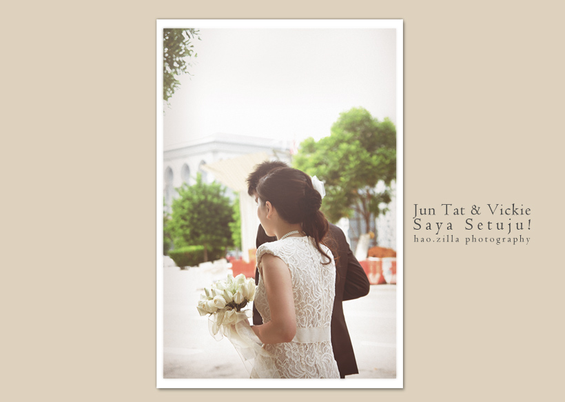 "JT & Vickie's ""Saya Setuju"" R.O.M 012"