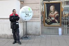 photoset: public art campaign. Kunsthistorisches Museum Wien