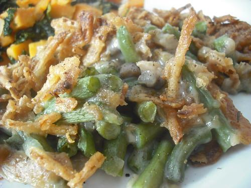 Green Bean Casserole Redux