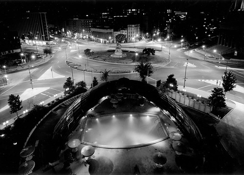 Thomas Circle 1970 by army.arch.