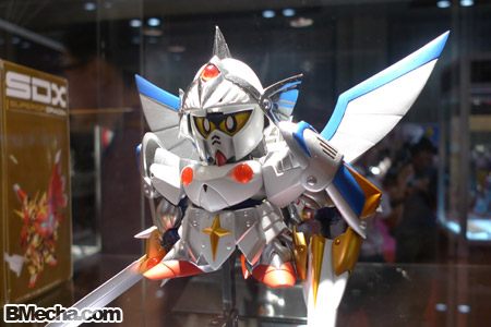 AFA 2009 Bandai Upcoming Products SDX Bethal Knight Gundam